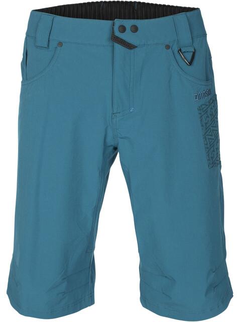 Zimtstern Talz Bike Shorts Men Ink Blue